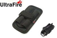 Cheap UltraFire 360° Rotatable Flashlight Nylon Holster for NITECORE P20 P12 P16 P25 SRT7 SRT6 SRT5 UltraFire C8 501B 502B G700 E17 LED Torches