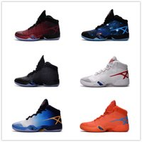 army cat - 2016 Cheap Sale Black Cat Retro Basketball Shoes Mens Top quality Airs s XXX Westbrook Sports Training Sneakers Size