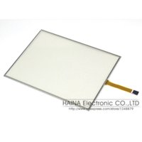 Wholesale 4 inch Wire Resistive USB Touch Screen Panel Touch panel for Laptop Industrial equipment