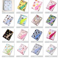Wholesale KOLACO plush baby blanket newborn swaddle wrap Super Soft baby nap receiving blanket animal