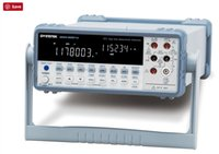 accuracy measurements - GW INSTEK Digital Multimeter GDM A Dual Measurements DCV Basic Accuracy Digit Display counts