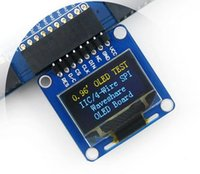 Wholesale inch OLED B Module Pixel I2C IIC SPI Straight vertical Pinheader with Chip Driver SSD1306