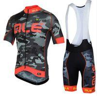 Cheap 2016 ALE Ciclismo Bicycle Bike Cycling Jersey Bib Shorts Bib Pants Bibs Short Men Cycling Clothing Mens Cycle Bib Tour De France jerseys