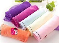 bath goods - Women Microfiber Towel Hair Wrap Turban Quick Drying Turbie Dry Heat Spa Bath Cap Brand New Good Quality