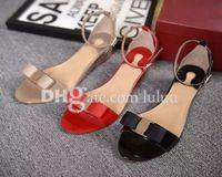 Cheap Women Fashion ladies comfort brand shoes woman elegant dress sandal summer fashion shoes vintage party pump golden free shipping cheap shoes