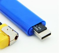 Wholesale Mini Portable DV Hidden Lighter Spy Camera Cam Video Recorder Camcorder