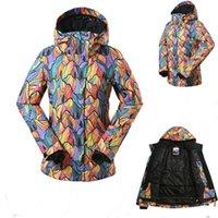 anorak jacket sale - Hot Sale Women Ladies Snowboard Jacket Waterproof Breathable Ski Jacket Female Winter Snow Coat Sport Motorcycle Anorak Clothes