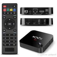 Wholesale MXIII TV Box MX3 M82 XBMC Kodi K IPTV Android AMLogic S802 Quad Core GB GB Mini PC Miracast OTA hot from coolcity2012