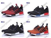 b locker - Foot Locker Originals NMD Runner R1 Mesh Primeknit Boost sport shoes Men s Running Sneakers