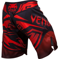 Wholesale New Arrival Mens MMA Shorts Training Boxing Trunks Wushu Sanda Trunks Boxe Thai Short Man MMA Shorts