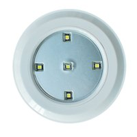 battery puck light - New Remote Control LED Night Light puck light wall mounted Battery Powered Motion Sensor LED Closet Light Cordless Sticker Light