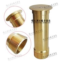 Wholesale Crown credit inch mushroom head sprinkler waterscape garden fountain head hemisphere copper special offer creates artificial mouth