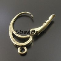 Wholesale 14PCS Antiqued Bronze Tone Brass Lobster Clasp Jewellry Finding MM