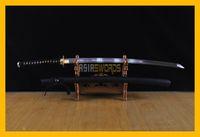 bamboo katana swords - COLLECTION SWORD for decorate Full Tang hand Forged T10 High Carbon Steel Japanese Samurai Katana Japan Bamboo Ninja Sword