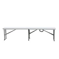 benches indoor - 2016 popular New Folding Portable Plastic Indoor Outdoor Picnic Party Dining Bench