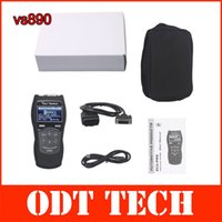 Code Reader audi vs bmw - High Quality Vgate Scantool Maxiscan VS890 OBD2 CAN BUS VS Coder Reader Scanner With Multi lauguage