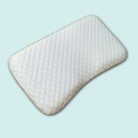 Wholesale Sleeping pillow for year old baby Pure memory foam prortect baby cervical soft and comfortable deep sleep