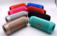 Wholesale Charge II Bluetooth Mini Speaker Waterproof Portable Wireless Speakers Can Be Used As Power Bank For JBL Phone USB TF MP3 Music Player