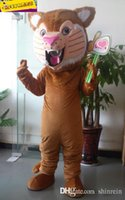 african christmas pictures - ohlees actual picture African Lion suit Mascot costumes character for Halloween party activity Fancy christmas adult size