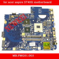 Wholesale laptop motherboard for acer aspire G MB PMG01 GD01 G PGA989 DDR3 HM55 with video card or video RAM CHECK PHOTO