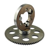 Wholesale Motorcycle Anlasser freilauf Starter Clutch Gear Assy For Yamaha VMAX1200 VMX12 XVZ1200 XVZ1300 ruota libera