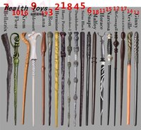 Wholesale Hot Sale Quality New Harry Potter Cosplay Hogwarts Dumbledore Mediumistic Magical Wand Magic