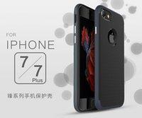 apples origins - iphone case plus case Origin PC Frame silicone TPU hybrid Luxury back cover for Apple iphone7 Plus