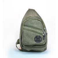 Wholesale Fashion Men s Outdoor Crossbody Shoulder Bag Canvas Military Haversack Tactical Casual Bag Yo