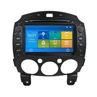 Wholesale Auto Car DVD Player For Mazda Mazda2 with GPS Navigation Radio Bluetooth RDS Ipod