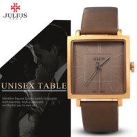 bel watches - ulius Brand Women Dress Watches Profession Fashion Casual Leather Strap Quartz Ultrathin Wristwatches Relogio Feminino Cheap leather bel
