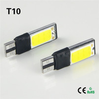 Cheap Candle CANBUS T10 W5W 194 Best LED 3W 194 192 168 COB Car Auto