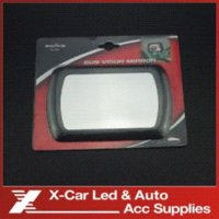 Wholesale New Large car makeup mirror car sun shading mirror car cosmetic mirror vanity mirror auto supplies Freeshipping