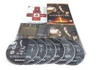 supernatural dvd - Supernatural The Complete Season Tenth Disc Set DVD Uk Version Region Boxset New