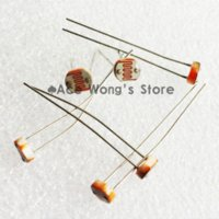 Wholesale x Light Dependent Resistor LDR MM Photoresistor and retail Photoconductive resistance