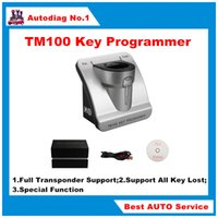 basic lands - Original V3 TM100 Transponder Key Programmer with Basic Module TM100 Auto Transponder Programmer Update Online