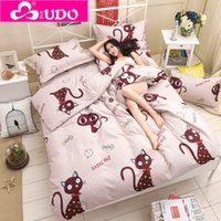 Wholesale Cotton Duvet Cover Twin Full Queen King Cartoon Quilt Comforter Covers Bedding Cover DB002