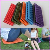 Wholesale cm Foldable Folding Outdoor Camping Mat Seat Foam XPE Cushion Portable Waterproof Chair Picnic Mat Pad