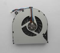 Wholesale Laptop Cooling Fan For Toshiba Satellite C855 C855D C875 L875 KSB0505HB BK48 Pin