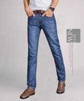 beautiful boyfriend - Beautiful cheap blue jeans boyfriend jeans trousers straight jeans casual style