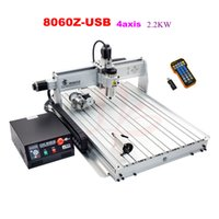 Wholesale CNC Router machine Z USB axis KW with mach3 remote control Engraving Drilling and Milling Machine