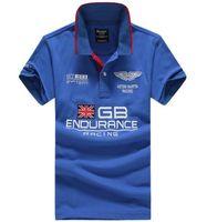 aeronautica militare polo shirt - High quality Polo Shirt polo homme Aeronautica Militare Short sleeve man Brands polo ralphmen sport shirt large size