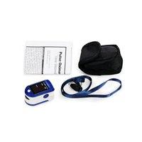 best cheap monitors - 2PCS Best Cheap Fingertip Pulse Oximeter Monitor SPO2 Pulse Rate Oximetro Device with FDA CE Approved Pulse Oximetro Device CMS50DL