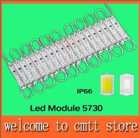 Wholesale 1000 LED Modules Waterproof IP66 Led Modules DC V SMD Leds Sign Led Backlights For Channel Letters White