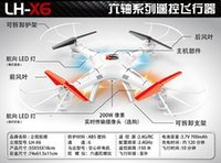 Wholesale 2 GHz CH Axis Gyro RC Drone kid toy children toy