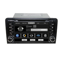 automotive audio systems - 2 Din Inch Andriod DVD Car Audio Navigation System For Audi A3 with GPS Bluetooth