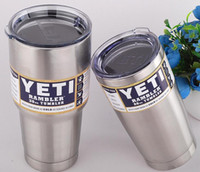 better walls - Yeti Cups oz oz YETI Rambler Tumbler Travel Vehicle Mug Double SS Wall Bilayer Vacuum Insulated PLZ CONTACT FOR BETTER PRICE