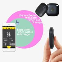 Wholesale Free DHL Wireless Bluetooth Smart Tracker Anti lost Reminder Kids Pet Wallet Key Smart Finder Alarm Sensor Locator