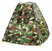 Wholesale Foldable Little Army Kids Tent Casa Boy Play Tent Children Outdoor Toys Army Green Play house Teepee portable Sports Beach Tents