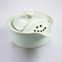 Wholesale Chinese celadon porcelain justice cup classic kungfu tea sets