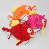baby gifts fish - Style quot cm Magikarp Fish Pokem Pocket Monsters Plush Toy Cartoon Plush Toys For Baby Gifts